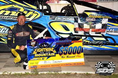 23 Thunder Mountain Speedway 5/26/19