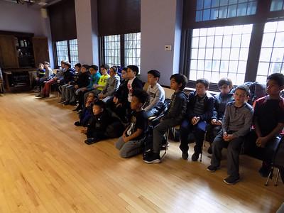 11.14.2018 B:ARF with 4th Grade Boys