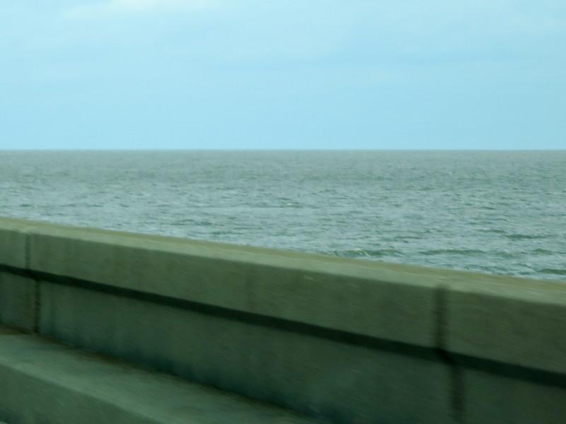 Lake Ponchartrain Bridge - 24 Miles - Longest Bridge Over Water in the World