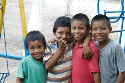 Raul Mejia Gonzales School Water Project