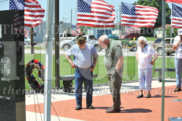 2011 Memorial Day Services 05-30-11