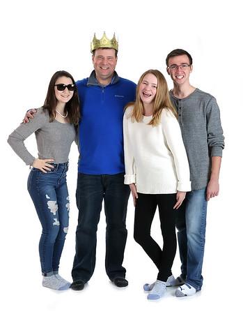 Pratt Family Portrait (2018)