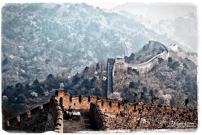 Beijing, Kina 2012 – Mutianyu Great Wall