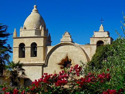 Mission San Carlos de Borromeo del rio Carmelo