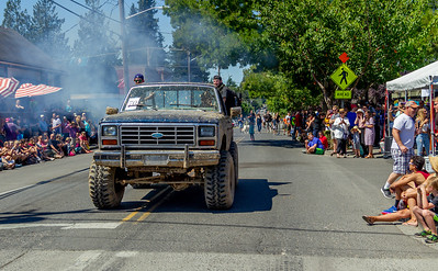 Set seven: the Tom Stewart Memorial Classic Car Parade 2018