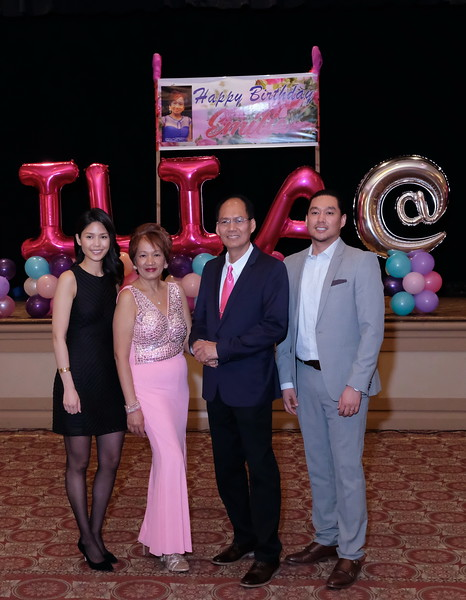 Emilia Penaflor's 60th Birthday