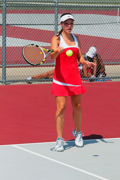 WHS Varsity Girls Tennis Invitational   083016