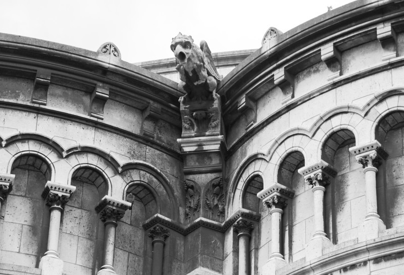 Gargoyle - Sacre Coeur