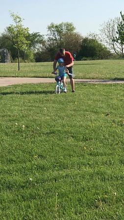 Nora No Training Wheels May 2017