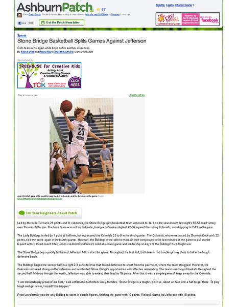 Stone Bridge Basketball Splits Games Against Jefferson - Ashburn, VA Patch.png