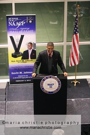 Mayor Kevin Johnson - NAACP - INDIVIZIBLE - 2-2-2015