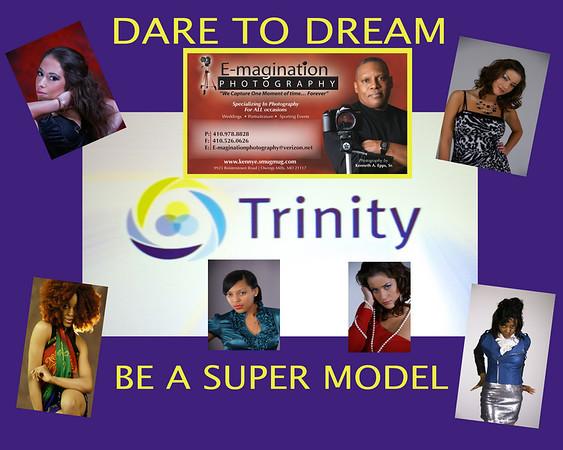 DARE TO DREAM/BE A SUPER MODEL