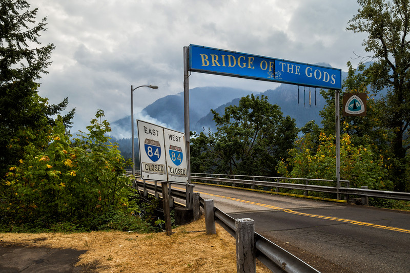 The Devastation of the Columbia River Gorge