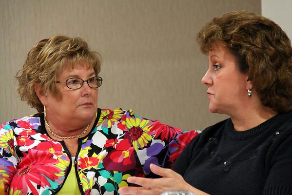 2009 Sept NCPTA Board of Directors Retreat