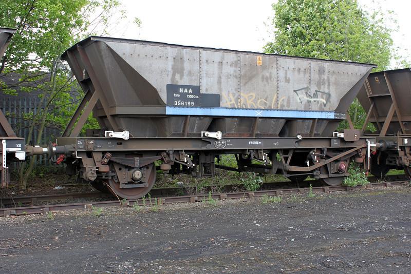 HAA 356199 Worksop Yard, 08/05/11.