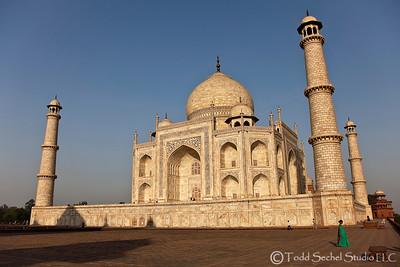 Taj Mahal - Agra, India