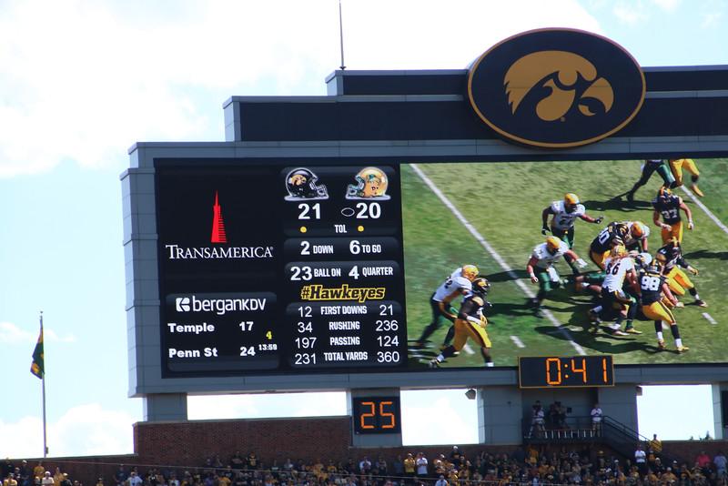 2016 Bison Football - Iowa 115.JPG