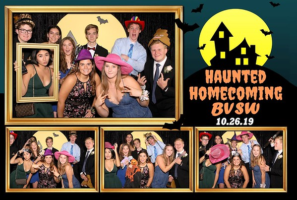 BVSW Haunted Homecoming Dance 2019