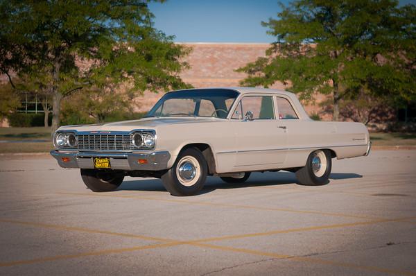 1964 Chevrolet Biscayne 409 4-speed