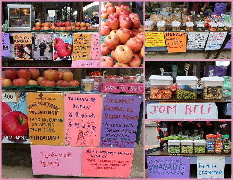 Beautiful vendor choices for all tastes