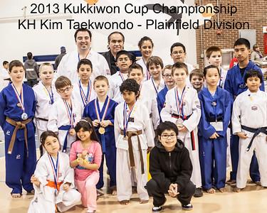 2013 Kukkiwon Cup Championship - KH Kim Taekwondo
