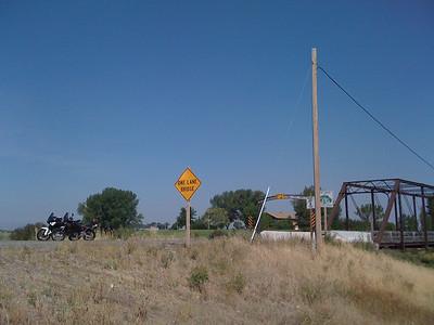 August Rides 2012
