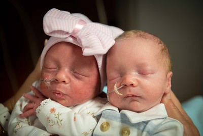 Knox and Evie (September 1)