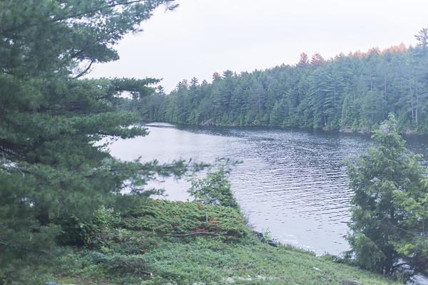 Tyson Lake Canada Day
