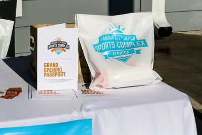 Panama City Beach Sports Complex Grand Opening - October 2019