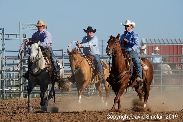 Oliver's Saddle Shop Ranch Rodeo David's