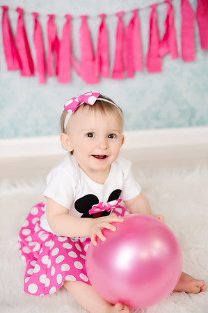 Madelyn W. Turns One