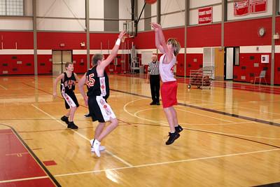 Middle School Boys Basketball 8B - 2007-2008 - 1/7/2008 Grant