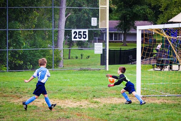 KDS Soccer 10-1 game1