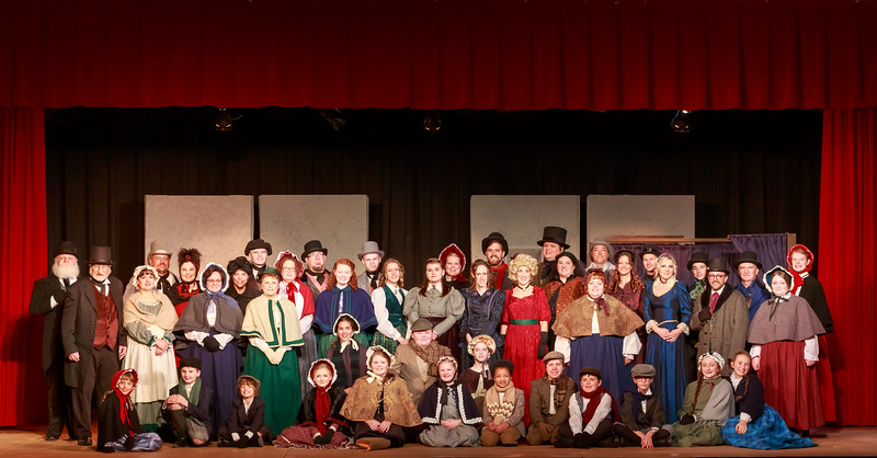 KLT - Christmas Carol Show Photos