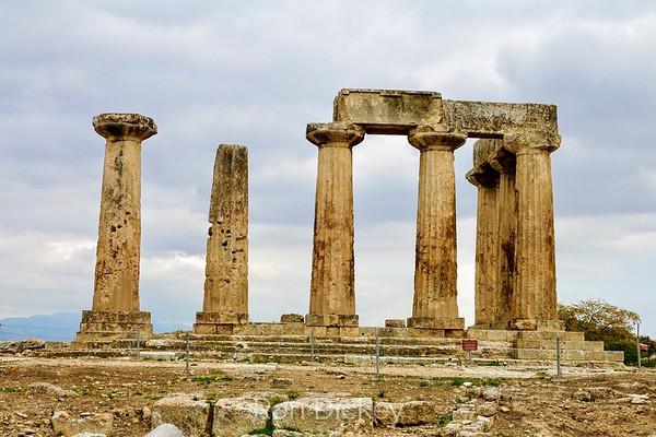 Ancient Corinth Greece
