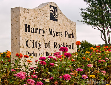 Harry Myers Park 'City of Rockwall Park's Dept'