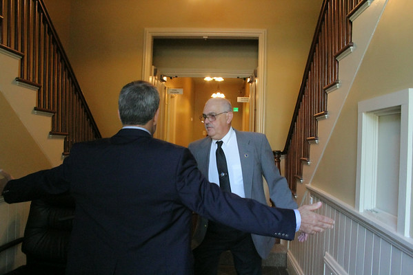 Windsor County Court House Reopens