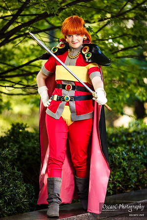 Lina Inverse (Toastersix) from Slayers