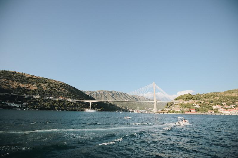 Ryan & Danielle, Dubrovnik, Croatia