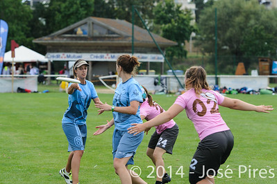EUCR-S 2014. Women division.