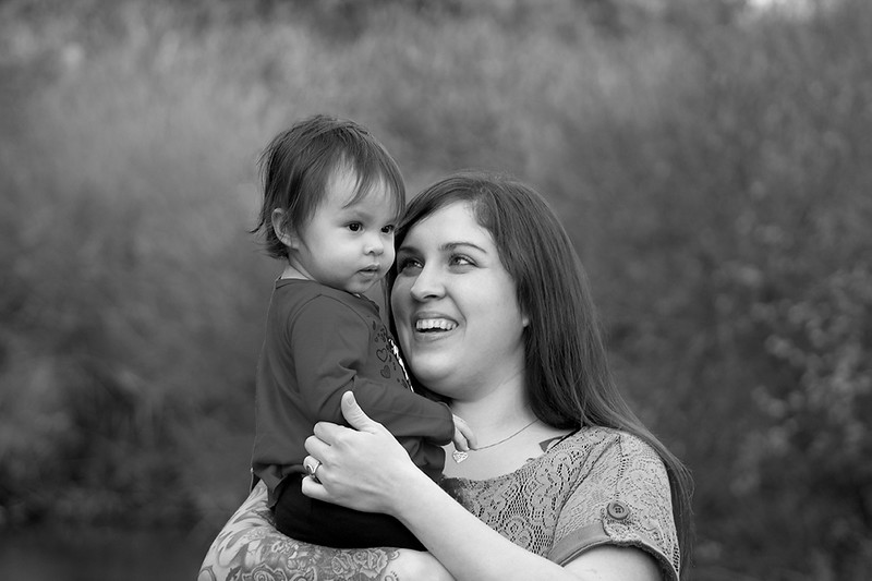 mommy and me at wilson ponds idaho.jpg