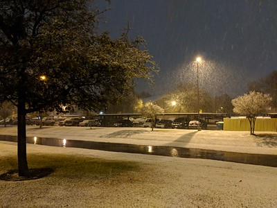 Snow December 2017