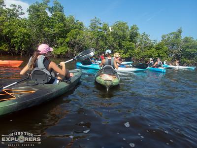 July 3rd Kayaking Adventures!