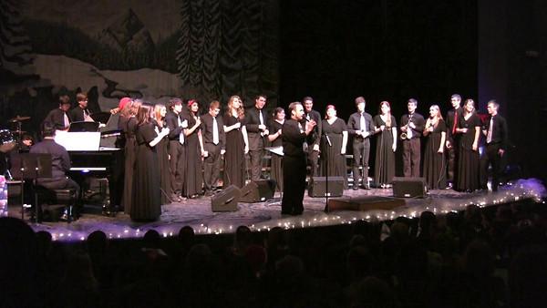 VIDEO Winter Concert Jazz Choir