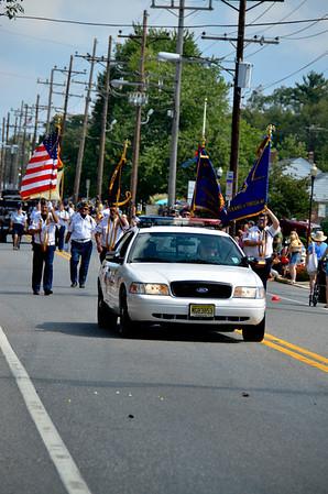 2012 Septemberfest Parade