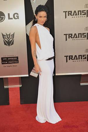 "Premier Night of the ""TRANSFORMERS:REVENGE OF THE FALLEN"" IN WEST WOOD. 2009"