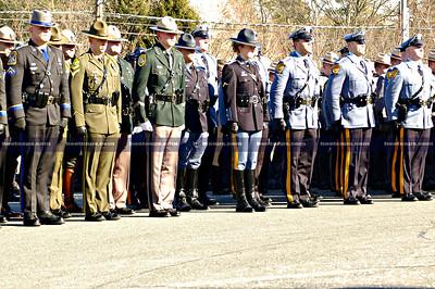 Memorial for Trooper Jose Rosado