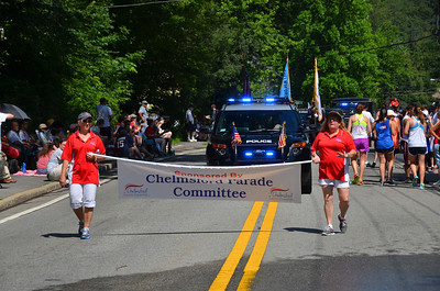 Chelmsford 4th of July Parade 2013