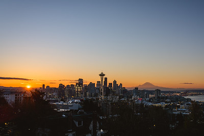 Seattle City Scapes