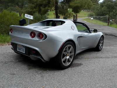John's Lotus Elise